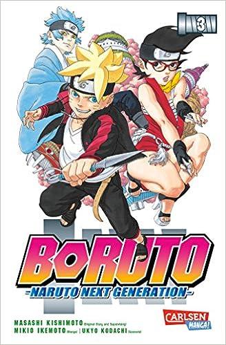Masashi Kishimoto - Boruto - Naruto next Generation - (Band 3)