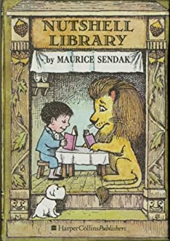 Nutshell Library (Caldecott Collection) 0060255005 Book Cover