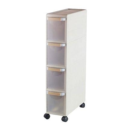 Amazon Com Emma Home Gap Cabinet 4 Layer Drawer Storage Cabinet