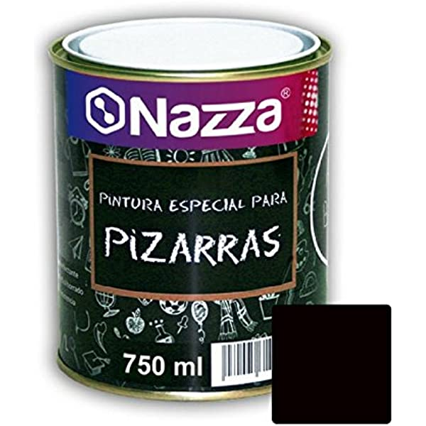 Pintura Pizarra para Paredes Nazza | Convierte tu pared en una ...