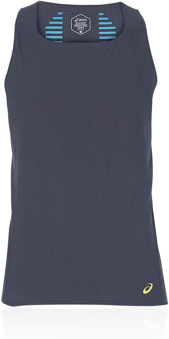 ASICS Metarun Running Vest: Amazon.co.uk: Clothing
