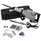 XtremepowerUS Heavy Duty Electric 2200 Watt Demolition Jack hammer Concrete Breaker Power Tool Kit