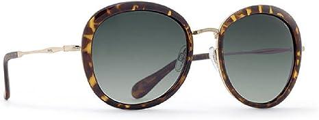Gafas de sol polarizadas INVU P 1600 B Oro Marrón polarizadas 100 ...