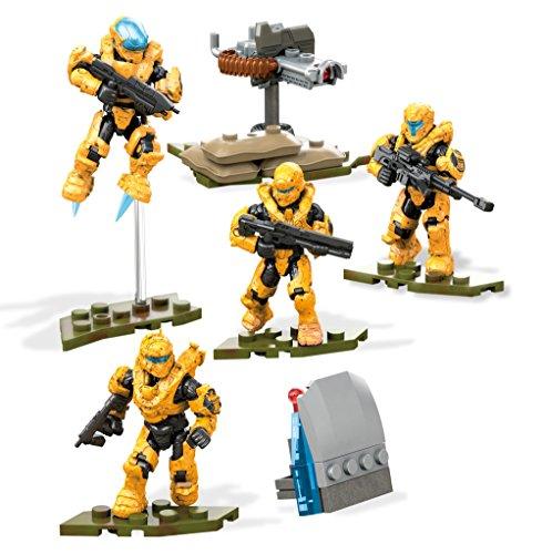 Mega Construx Halo Spartan Fireteam Building Set