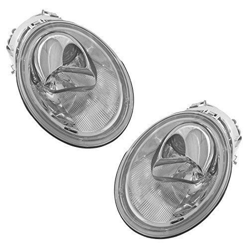 03 vw beetle headlight assembly - 6