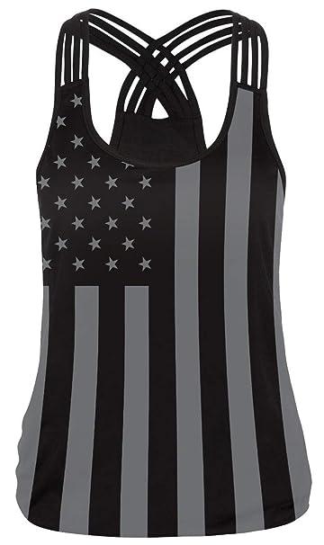 4c72de187ba411 Ocean Plus Women s Summer Sleeveless Strappy X-Back Tank Top Criss Cross  Vest Top Wrap