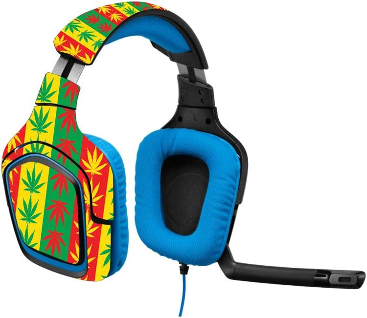 Remove Protective Easy to Apply and Unique Vinyl Decal wrap Cover Mary Jane MightySkins Skin Compatible with Logitech G430 Gaming Headset Made in The USA and Change Styles Durable