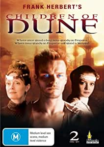 Hijos de Dune / Children of Dune - 2-DVD Set ( Frank Herbert's Children of Dune ) [ Origen Australiano, Ningun Idioma Espanol ]