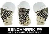 BENCHMARK FR Flame Resistant Face Mask Neck Gaiter, USA...
