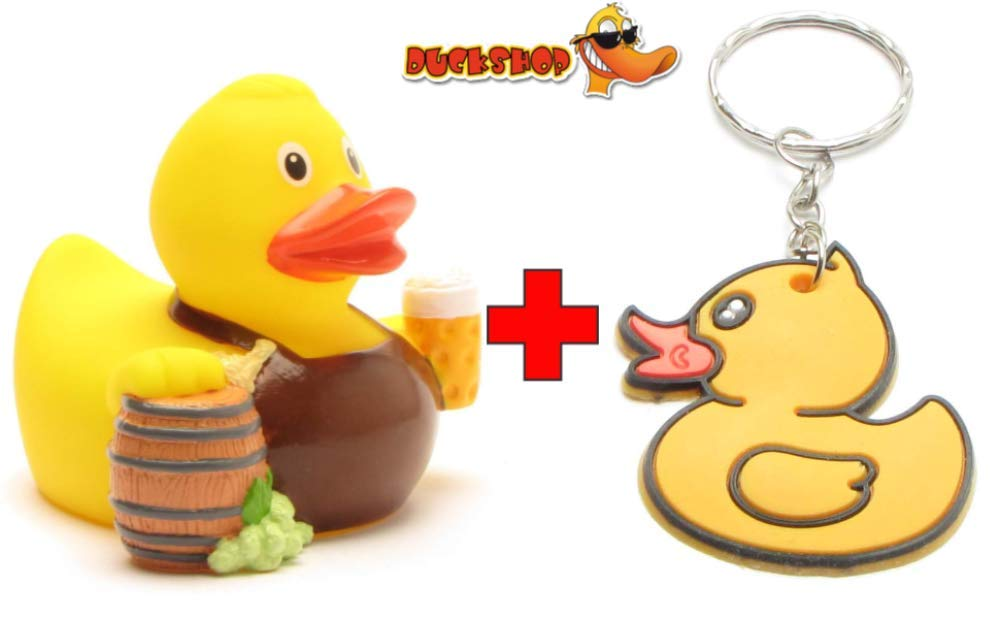 Duckshop I Paperella Birra I paperella I L 8 cm
