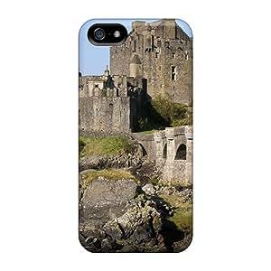 Iphone 5/5s Cases Covers Scotl Eilean Donan Castle Cases - Eco-friendly Packaging
