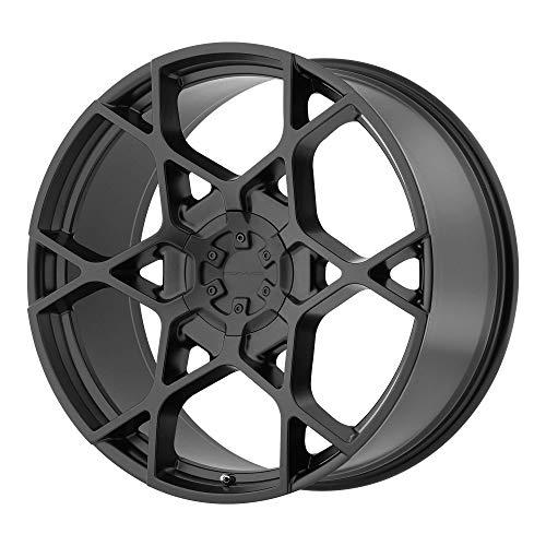 KMC CROSSHAIR SATIN BLACK CROSSHAIR 26x9.5 6x135.00/6x139.70