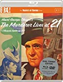 The Murderer Lives At 21 [L'ASSASSIN HABITE AU 21](Masters of Cinema) Dual Format Edition