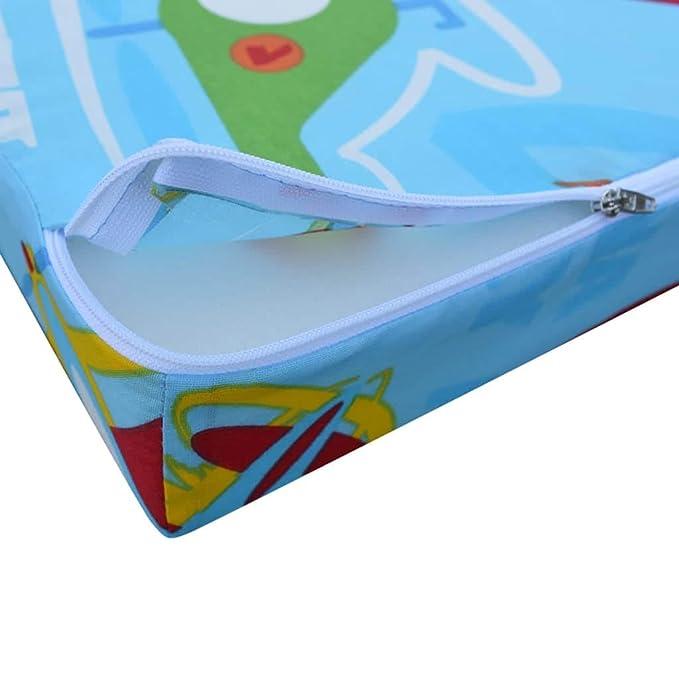 Tuduo colchón Plegable para Niños fantasía Aviones Elegante, cómodo y Simple colchones Cuna Camas y Accesorios: Amazon.es: Hogar