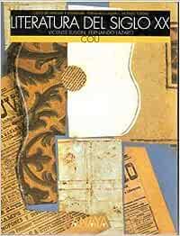 Literatura del Siglo XX: Amazon.es: Vicente Tusón y