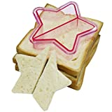 IGEMY Kids DIY Lunch Sandwich Toast Cookies Mold Cake Bread Biscuit Food Cutter Mould (B)