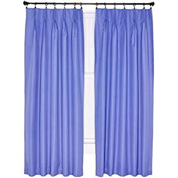 Amazon Com Ellis Curtain Crosby Thermal Insulated 96 By