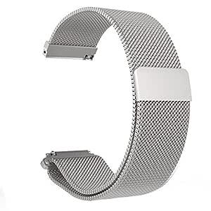 VICARA - Correa para reloj Pebble 2 y Pebble Time 2, silicona ...