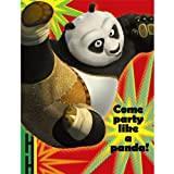 Kung Fu Panda 2 - Invitations - 8 Kung Fu Panda Party Invitations