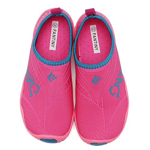 Toddler//Little Kid//Big Kid CIOR Kids Water Shoes Quick-Dry Boys and Girls Slip-on Aqua Beach Sneakers