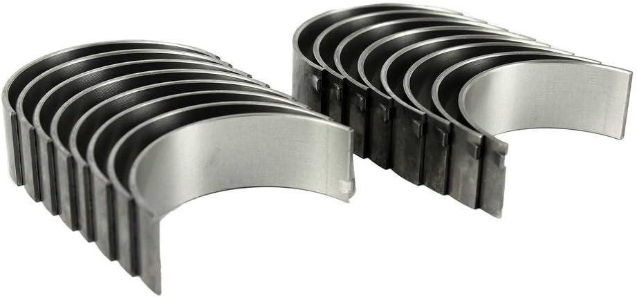 DNJ Engine Components MB1160.10 Main Bearing .25mm .010 Oversize