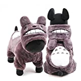"Pawz Road Halloween Totoro Pet Change Apparel(For Small/medium Size Dog/cat)(M:Back15"" Chest20.5"")"
