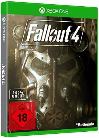 Fallout 4 Uncut [Importación Alemana]: Amazon.es: Videojuegos