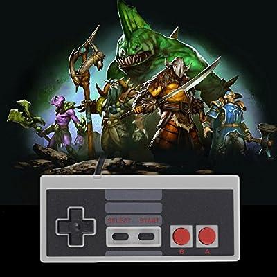 Mini Classic Design Gaming Gamer JoyStick Joypad For NESWii Home Playing Computer Game Controller Gamepad