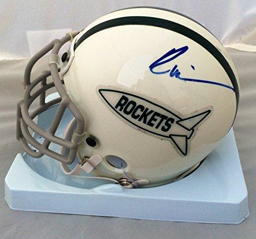 Robin Williams Kurt Russell Signed The Best of Times Mini Helmet JSA