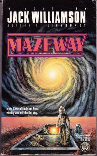 book cover of Mazeway