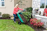 Garden Star 70275 Garden Wagon/Yard Cart with Flat