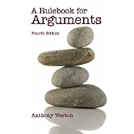 A Rulebook for Arguments (Hackett Student Handbooks)