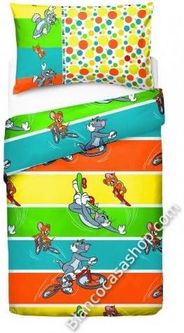 Copripiumino Bassetti Looney Tunes.Completo Copripiumino Una Piazza Bassetti Warner Bros Looney Tunes Active Art Off Road Ss Amazon It Casa E Cucina