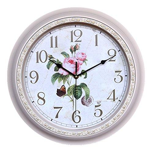 large dial clock - 8