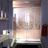Best Shower Doors - DreamLine Visions 56 to 60-Inch Frameless Sliding Shower Review