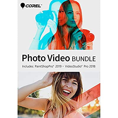 Corel Photo Video Suite 2019 for PC [PC Download]