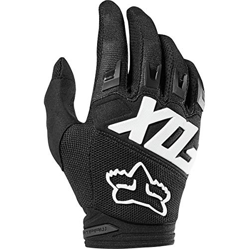 (2019 Fox Racing Dirtpaw Race Gloves-Black-2XL)