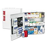 Pac-Kit by First Aid Only 90575 ANSI 3 Shelf First Aid Station with Medications