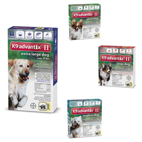Cheap K9 Advantix II For Dogs 55 Pounds And Over