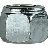 """1/2""""-20 Nylon Insert Hex Lock Nuts, Grade"""