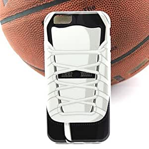SHOUJIKE Air Jordan Sneakers Design Part VI Tpu Soft Case for iPhone 6(Assorted Colors) , 2#