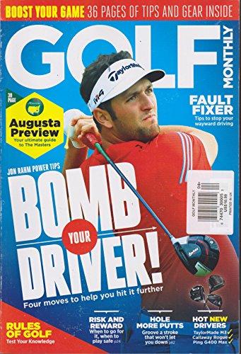 Golf Monthly Magazine - Golf Monthly Magazine April 2018