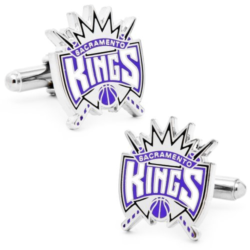 NBA Sacramento Kings Cufflinks by Cufflinks