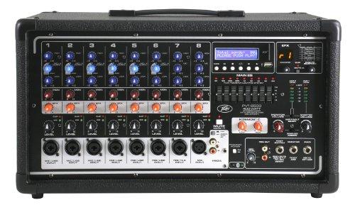 peavey amplifier mixer - 6