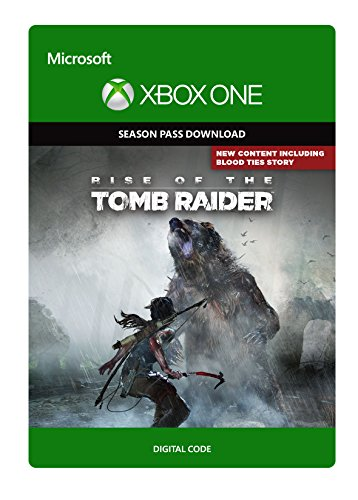 Rise of the Tomb Raider Season Pass - Xbox One Digital Code