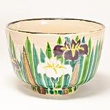 Kenzan copy iris cup
