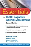 Essentials of WJ III Cognitive Abilities Assessment 2nd Edition