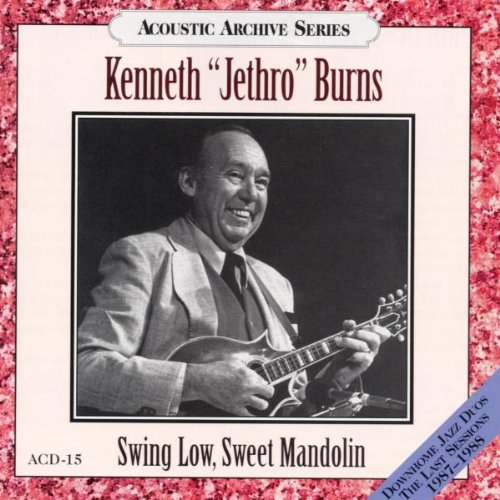 Swing Low Sweet Mandolin