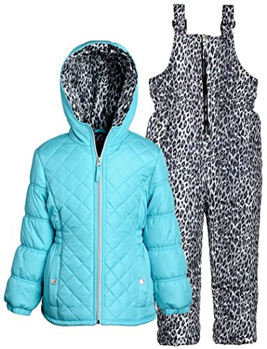 Quilted Snowsuit - 5