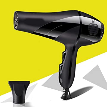 Detailorpin 1000W Hairdressing Salon Professional Low Noise Electric Hair Dryer